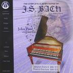 Complete Clavier Suites of J.S. Bach, Vol. 4