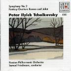 Tchaikovsky: Symphony No.2; Romeo and Juliet