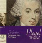 Pleyel: Vol. 1 - Sinfonien