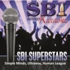 Sbi Karaoke Superstars - Simple Minds, Ultravox, Human League