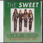 Love Is Like Oxygen: Single Collection