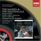 Maiden and the Nightingale: Songs of Spain