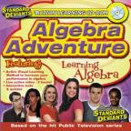 Algebra Adventure Jewel Case
