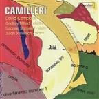 Camilleri: Music for Clarinet, Violin and Piano