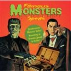 Famous Monsters Speak: Dracula/Frankenstein
