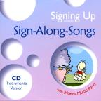 Signing Up Presents Sign-Along-Songs