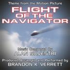 Flight Of The Navigator - Theme From The Motion Picture (Single) (Alan Silvestri)