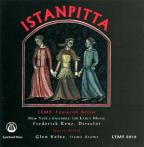 Istanpitta, Vol. 1: A Medieval Dance Band