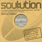 Soul:Ution V.1: Mixed By Marcus Intalex