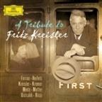 Tribute to Fritz Kreisler