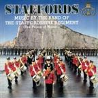 Music By The Band Of The Staffordshire Regiment