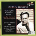 Ernesto Lecuona: The Complete Piano Music, Vol. 1