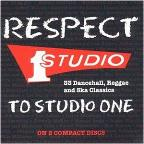 Respect to Studio One