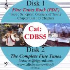 Fine Tunes (twin) CD-Book set.