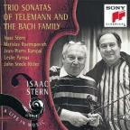 Trio Sonatas of Telemann and the Bach Family