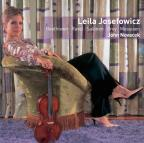 Leila Josefowicz Plays Beethoven, Ravel, Salonen, Grey, Messiaen