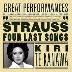 Strauss: Four Last Song