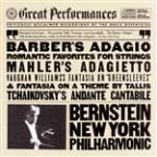 Barber's Adagio & Other Romantic Favorites for Strings