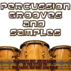 Percussion Grooves In The Style Of Pop , Latin, Hip Hop And Rock