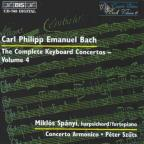 C.P.E. Bach: The Complete Keyboard Concertos, Vol. 4