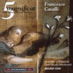 Francesco Cavalli: 5 Magnificat and Other Sacred Works