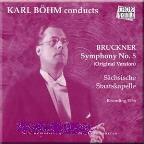 Karl Böhm conducts Bruckner - Symphony no 5