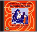 Arcadian Serenaders: The Complete Sets 1924-1925