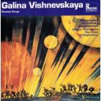 Vishnevskaya, Galina - Russian Songs By