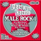 Party Tyme Karaoke: Male Rock, Vol. 1