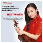 Shostakovich: Concertos for Violin and Orchestra Nos. 1 & 2