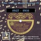 Swing Music Series, Vol. 4: Louis Armstrong, Red Mckenzie, Joe Venuti & Others (Recorded 1927-1931)