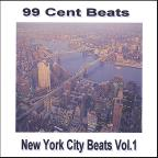 New York City Beats, Vol.1: 99 Centbeats