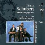 Schubert: Complete String Quartets, Vol. 9