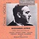 Great Voices - Alexander Kipnis - Opera Arias And Songs