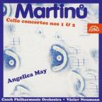 Martinu: Cello Concertos Nos. 1 & 2