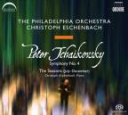 Tchaikovsky: Symphony No. 4; The Seasons