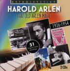 That Old Arlen Magic 1926-54 All Original Mono Rec