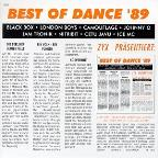 Best Of Dance 1989