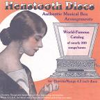 Henstooth Discs Authentic Musical Box Arrangements