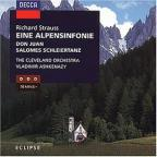 Strauss: Alpine Symphony, Don Juan, Salome's Dance