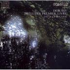 Debussy: Preludes for Piano Book 1 / Jacques Rouvier