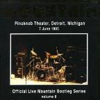 Official Bootleg Series, Vol. 8: Pineknob Theater 1985