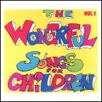 Cheeks,Rosalind Vol. 1 - Wonderful Songs For Children