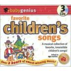 Favorite Children's Songs 3PK