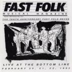 Fast Folk Musical Magazine Tenth Ann 6