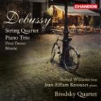 Debussy: String Quartet; Piano Trio; Deux Danses; Reverie
