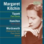 Tippett: Piano Sonata No. 1; Hamilton: Piano Sonata; Wordsworth: Cheesecombe Suite; Piano Sonata; Ballade