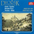 Dvorak: Works for Violin & Piano