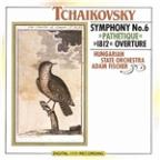 "Tchaikovsky: Symphony No. 6 - ""Pathetique"", ""1812"" Overture"