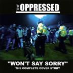 Won't Say Sorry-The Complete Cover Story